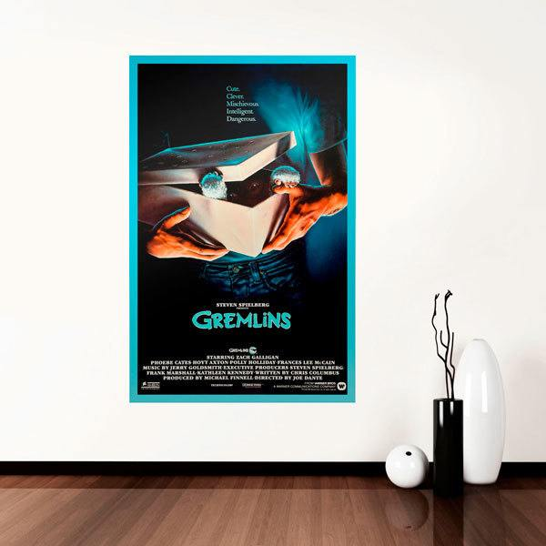 Wall Stickers: Gremlins