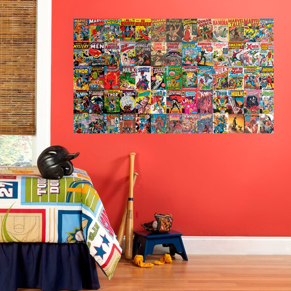 Wall Stickers: Marvel Comics