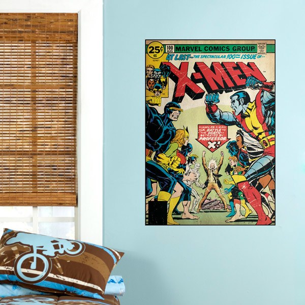 Wall Stickers: X-Men