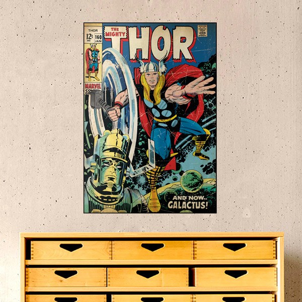 Wall Stickers: Thor