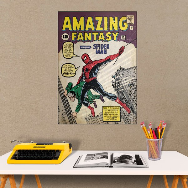 Wall Stickers: Spiderman Amazing