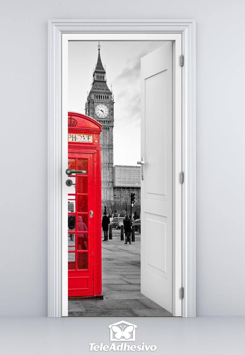 Open Door London Call Box