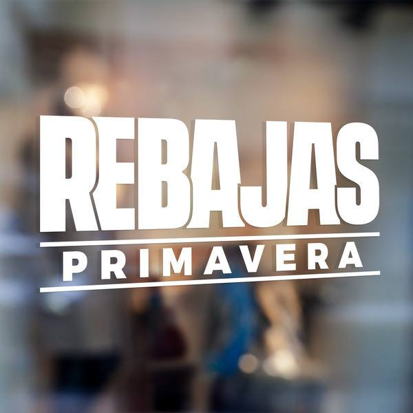 Wall Stickers: Rebajas Primavera