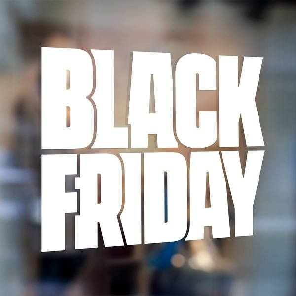 Wall Stickers: Black Friday 1