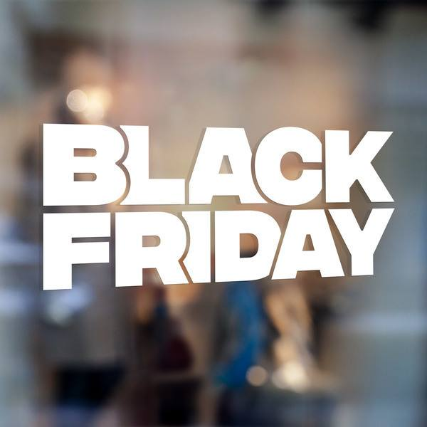 Wall Stickers: Black Friday 2 0