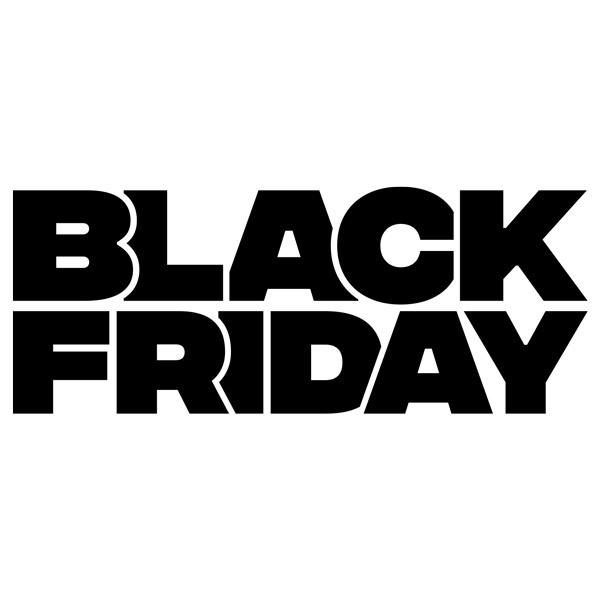 Wall Stickers: Black Friday 2