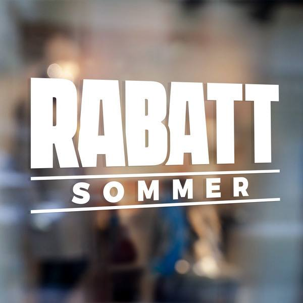 Wall Stickers: Rabatt Sommer