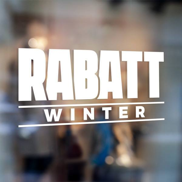 Wall Stickers: Rabatt Winter