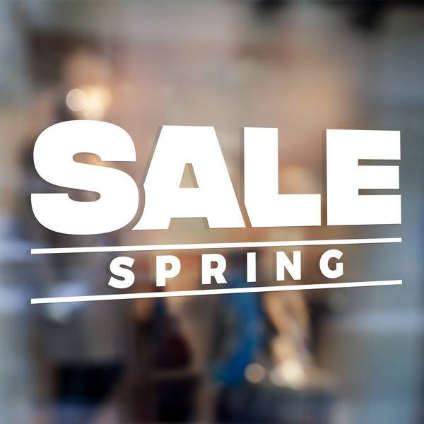 Wall Stickers: Sale Spring