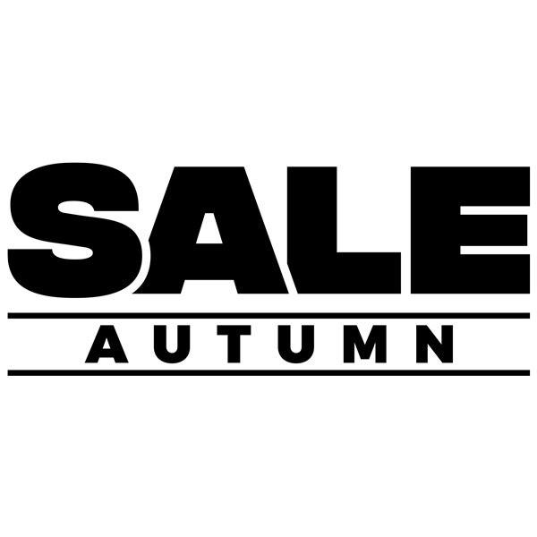 Wall Stickers: Sale Autumn
