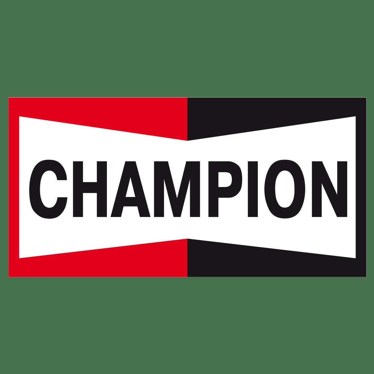 Car & Motorbike Stickers Champion