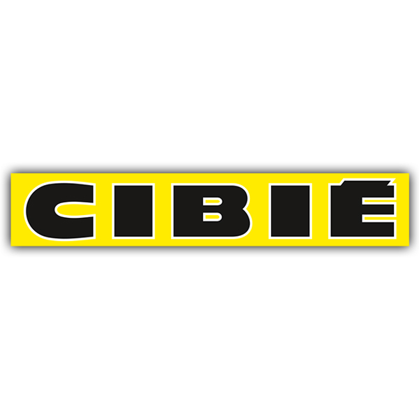 Car and Motorbike Stickers: Cibie