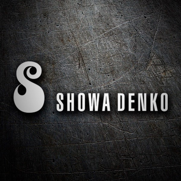 Car & Motorbike Stickers: Showa Denko