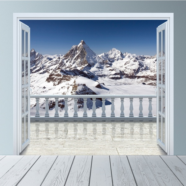 Wall Stickers: Summits