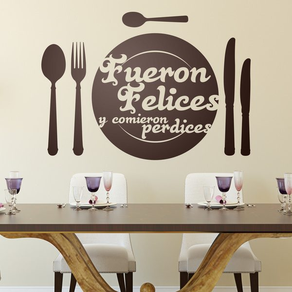 Wall Stickers: And they all lived happily ever after