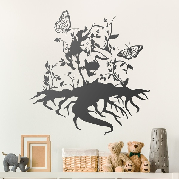 Wall Stickers: Floral nature
