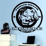Wall Stickers: Arnold Muscle 2