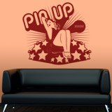 Wall Stickers: Pin Up Girl 3