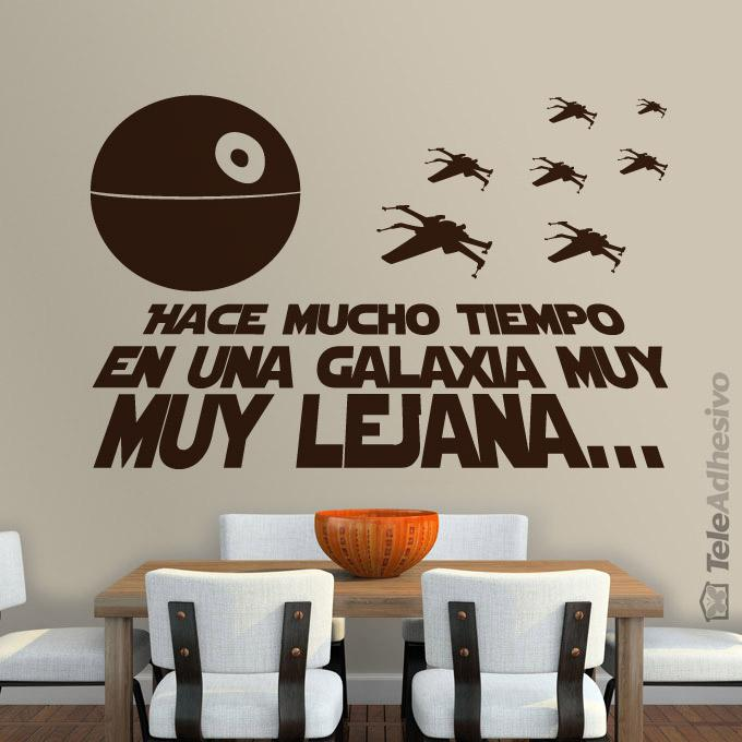 Wall Stickers: Faraway Galaxy
