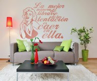 Wall Stickers: Monroe Tentation 3