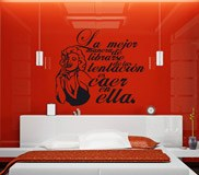 Wall Stickers: Monroe Tentation 4