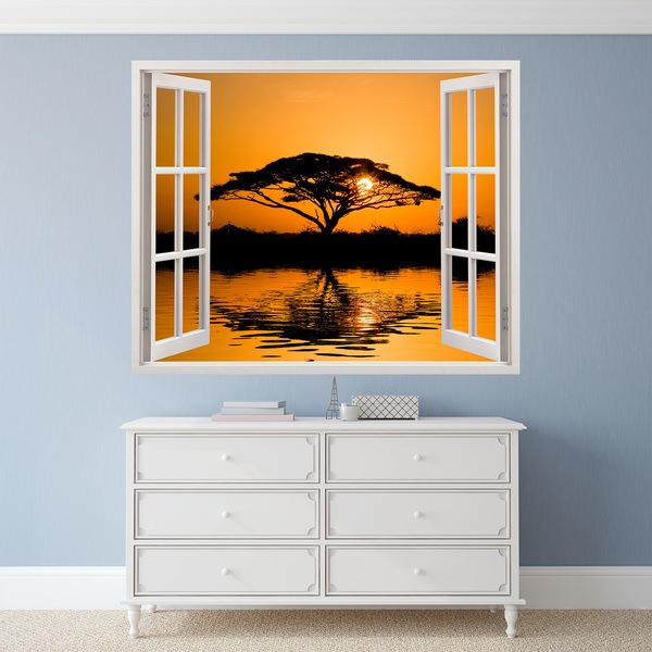 Wall Stickers: Savanna