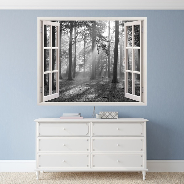 Wall Stickers: Forest Light
