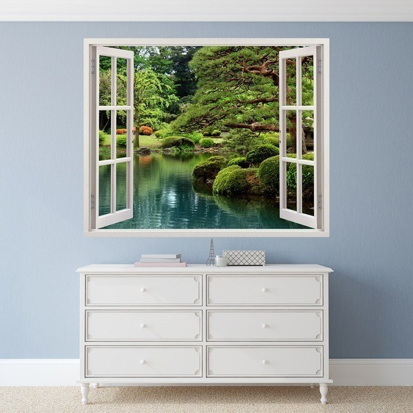 Wall Stickers: Zen garden
