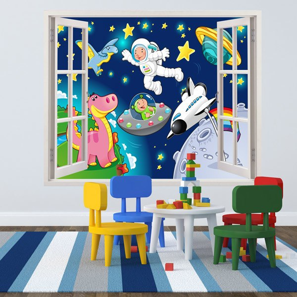 windows decals for children