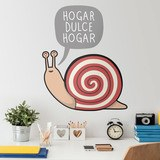 Stickers for Kids: Snail Home sweet home 3