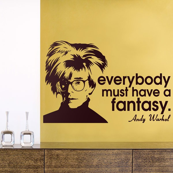 Wall Stickers: Everybody must have a fantasy