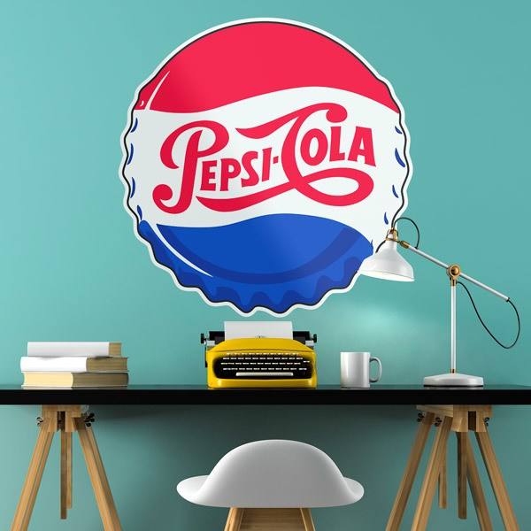 Wall Stickers: Pepsi-Cola Warhol