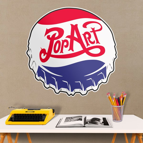 Wall Stickers: Pop Art Warhol