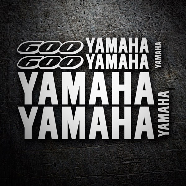 Car and Motorbike Stickers: Seca II