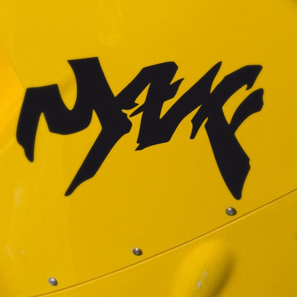Car & Motorbike Stickers: Yamaha YZF